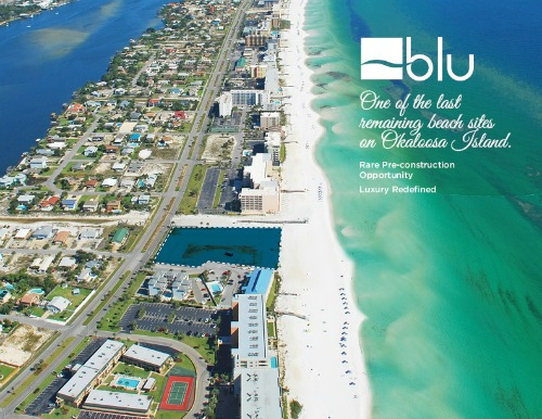 Okaloosa Island's Newest Luxury Condominium